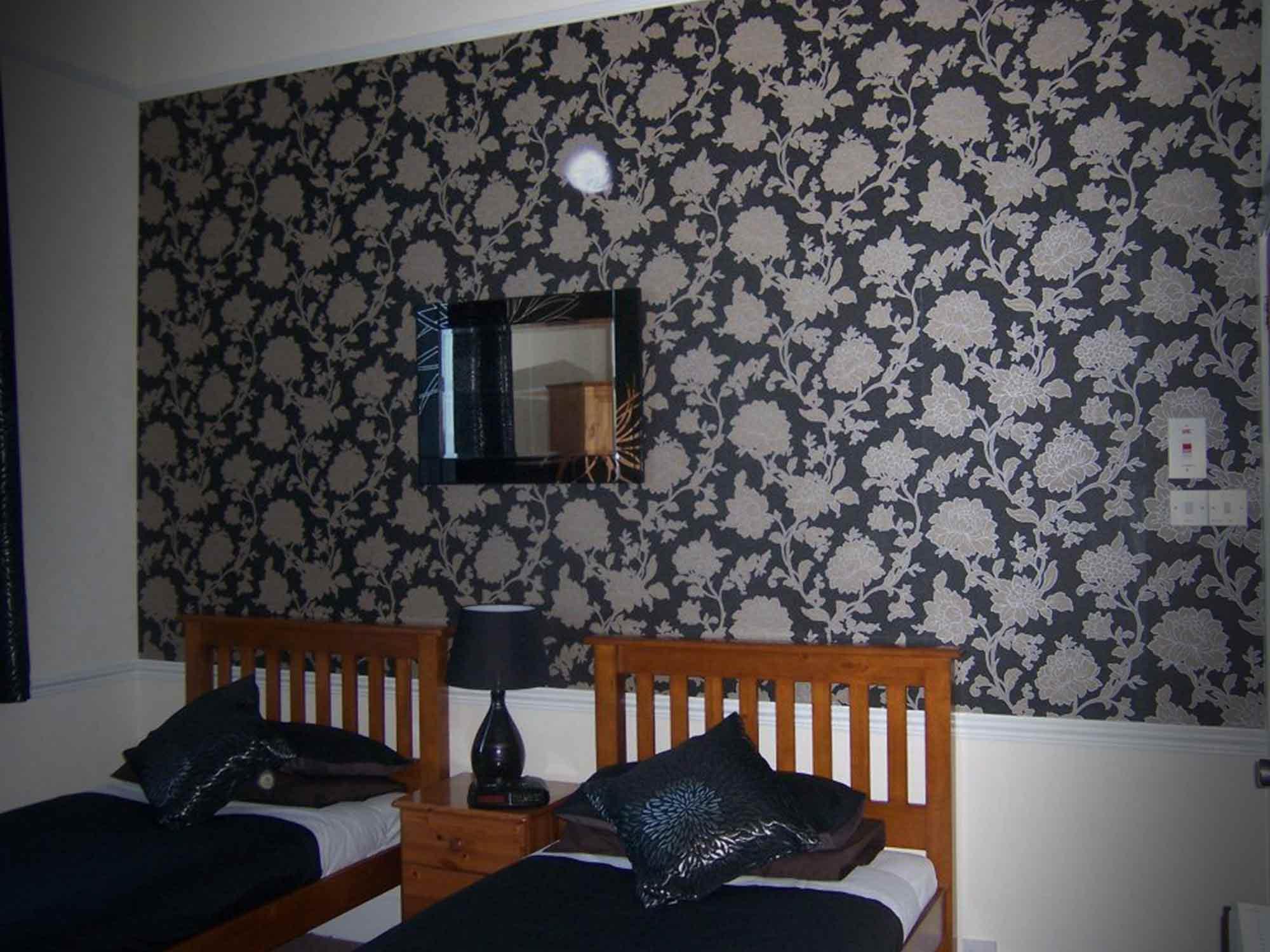 Rockville Hotel Twin Room